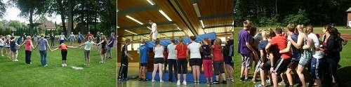 Ausbildungen der Sportjugend im KSB Nienburg
